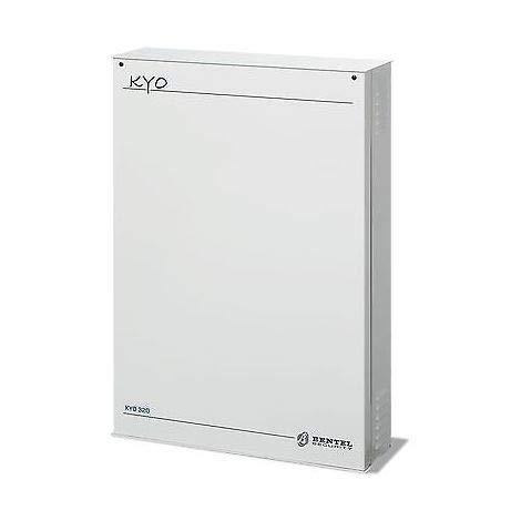ELCOM BENTEL Box-L - Caja metálica para tarjetas K4 - K8 y K32 - Alarma antirrobo