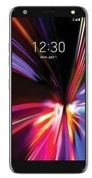 LG K40 X420 32GB Unlocked GSM Phone w/ 16MP Camera - Aurora Black  Renewed