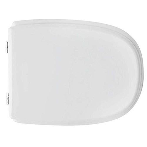 Copriwater Coprivaso Tavoletta SEDILE WC PER ROCA VASO DAMA Bianco