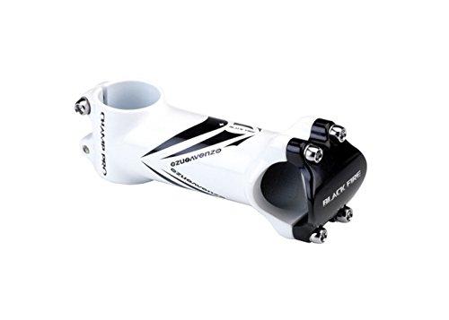 Potencia Ahead Aluminio Blanco VENZO CHAM PRO 31.8 110mm para Bicicleta MTB 3429