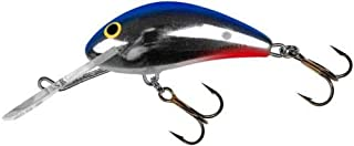 "Salmo Hornet Floating 5 Lure H5F-RTS Red Tail Shiner 2"" Mad Action Crankbait"