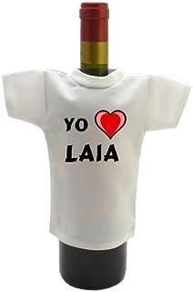 Personalizada Botella cantimplora con mosquet/ón con Laia nombre de pila//apellido//apodo