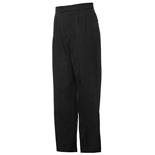 Murray Sporting Goods Men's Referee Officiating Pants - Flat Front Pants for Basketball and Football Officials (36)