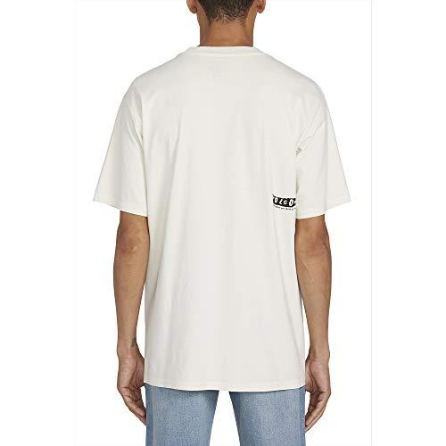 Volcom Hunter Gather 男款纯棉短袖T恤