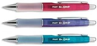 Pilot Dr. Grip Roller Ball Retractable Pen, Bright Grip Bundle (Neon Bundle)