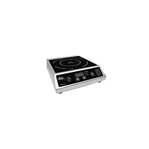 Update International IC-1800WN 120 V Countertop Commercial Induction Cooktop by Update International