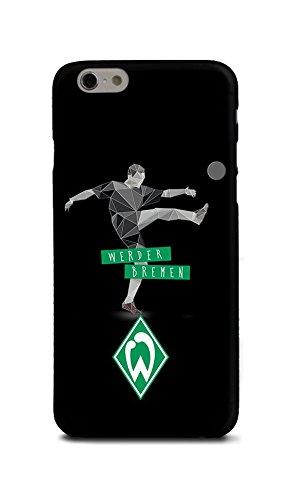 Werder Bremen Pro Case - Kicker - Schutzhülle passend für das iPhone 8 und iPhone 7