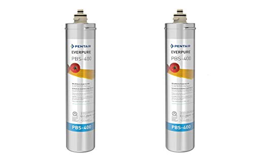 Everpure PBS-400 Water Filter Replacement Cartridge (EV9270-86) (Pack of 2)