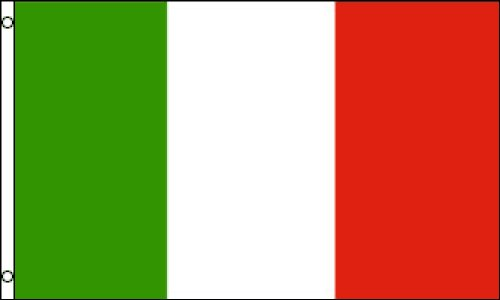 Italy Flag 3x5ft Nylon