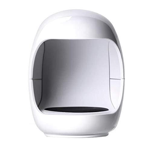ZXCASD 5W LED Lámpara De Uñas con Temporizador Y Sensor Inteligente Secador De Uñas Rápido Gel De Curado Rápido Luz De Uñas Lámpara Gel Esmalte