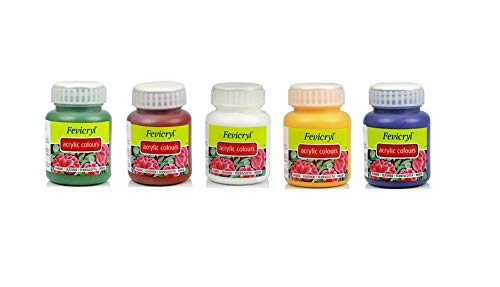 Best fevicryl fabric colours