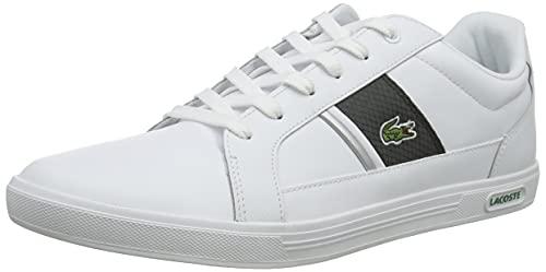 Lacoste Herren 741SMA00082A7_43 Sneakers, White, EU