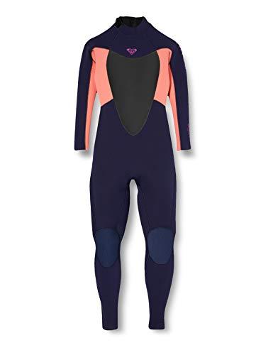 Roxy 4/3 Prologue Women Bz GBS Traje De Surf, Mujer, Blue Ribbon/Coral Flame, 14