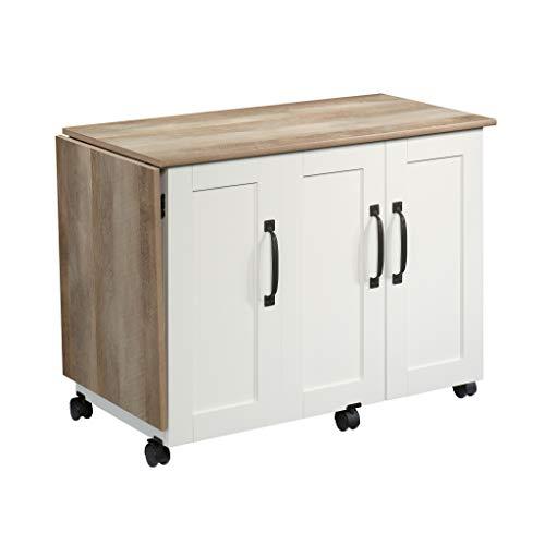 Sauder Miscellaneous Storage Sewing/Craft Cart, L: 39.29' x W: 19.49' x H:...