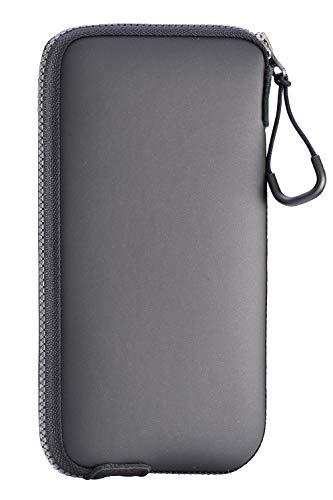 OneJoy Funda Impermeable para teléfono móvil, Bolsa de Deporte Mini, Bolsa Deportiva con Cremallera AJ10-098, 17 cm x 9 cm, para teléfono Celular.