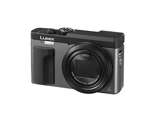 Panasonic DC-TZ90EG Kamera 4K, Silber