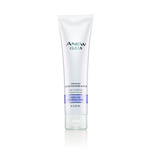 AVON ANEW CLEAN rustgevende reinigingscrème & masker *NIEUW*ORIGINELE VERPAKKING