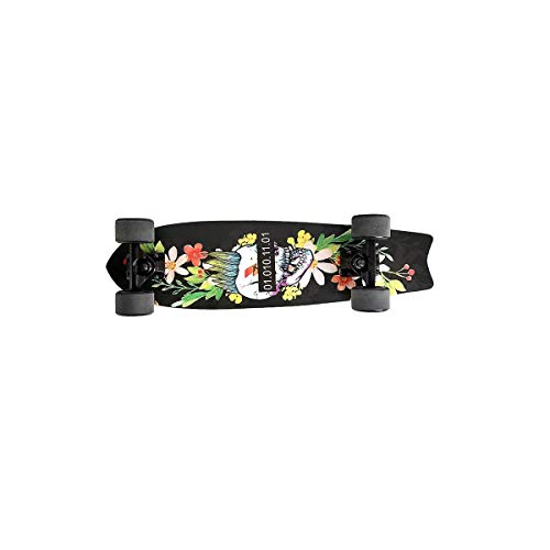 Purchase JSZMD Skateboard, Wooden Figure Skateboard, Concave Design, Suitable for Beginners and Chil...