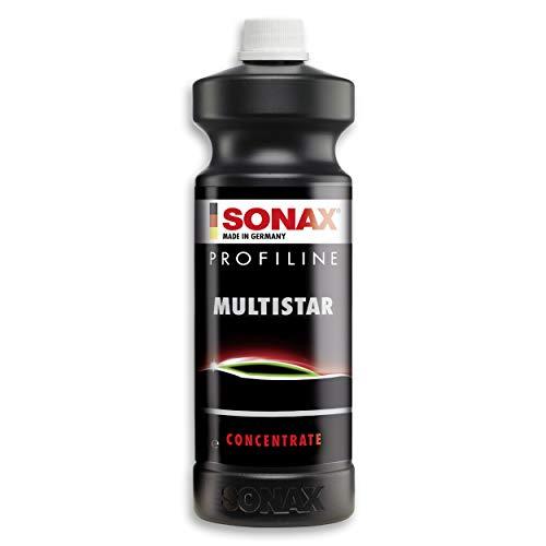 SONAX PROFILINE Multistar (1 Litro) Limpiador para el interior y la zona exterior de vehículos | N.° 06273410