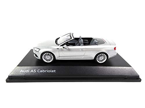 OPO 10 - Auto in Miniatura 1/43 Compatibile con Audi A5 Cabriolet - Spark Ref: 5331