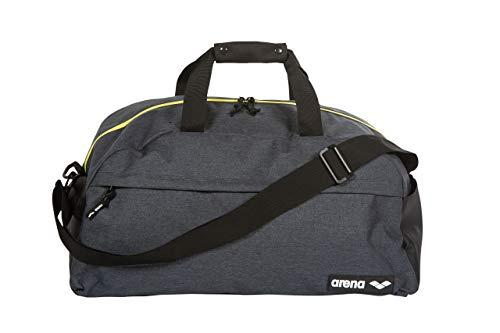 arena Erwachsene Sporttasche Duffle Team 40L, grey melange, one size
