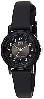 Casio Women s LQ139A-1B3 Black Classic Resin Watch
