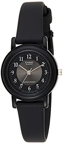 Casio Women's LQ139A-1B3 Black Classic Resin Watch