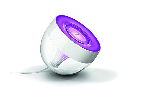 Philips Hue Lampe Connectée Living Colors Iris - Fonctionne avec Alexa