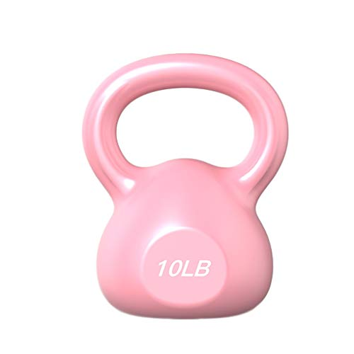 Kettlebell plástico PP Home Fitness y...
