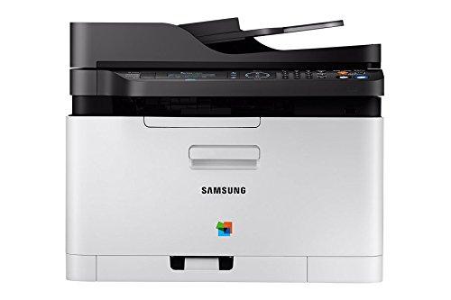 Samsung SL-C480FN, Stampante multifunzione stampa scansione copia fax laser colori a4 18 ppm (b / n) 4 ppm USB