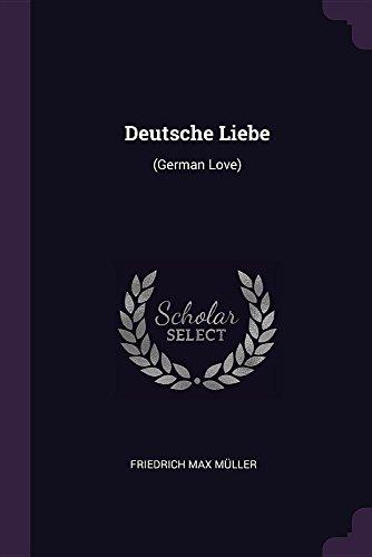 DEUTSCHE LIEBE: (german Love)
