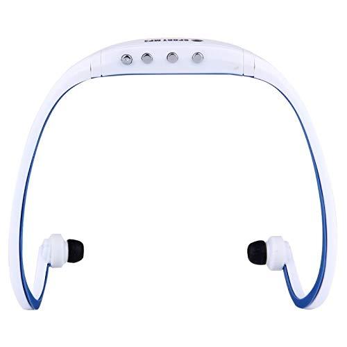 Dmtrab para SH-W3 Life Life A Prueba de Agua Auriculares estéreo Earbud Earbud Auriculares Auriculares In-EUR Auriculares con Tarjeta Micro SD/TF, para teléfonos Inteligentes y para iPad y portátile
