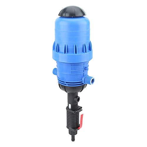 Inyector de fertilizante automático ajustable,0.4% ~ 4% Dispensador de proporción Dosificador de diluyente líquido 20-2500 L/H Inyector de riego por goteo para la industria Manguera de jardín Ganado