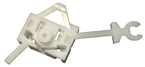 Twowinds - ramen reparatieset clip voor rechter Panda Iveco Euro bus 2003-2012