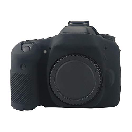 HSKB siliconen hoes case beschermhoes waterdicht voor Canon 80d camera buffer tas case beschermende accessoires shell antislip