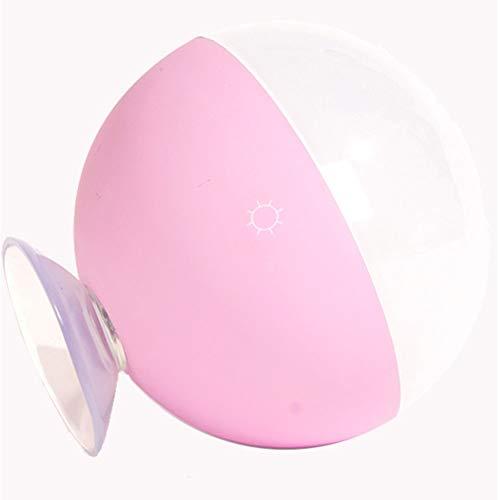 Set van 4 DIY LED scheerspiegel licht dimbare LED-gloeilampen met Touch Control voor make-up spiegel kaptafel (spiegel niet inbegrepen) (Color : Sucker)