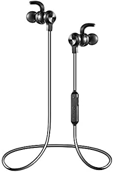 Aigo Magnetic Bluetooth Earphones with Built-in Mic