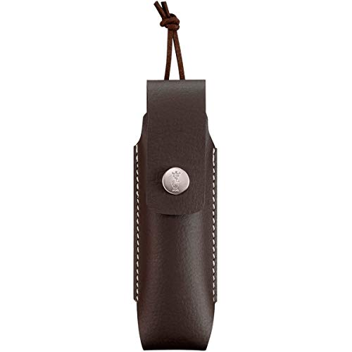 OPINEL O002178 Etui Alpin FUNDAS, Braun, 13 cm