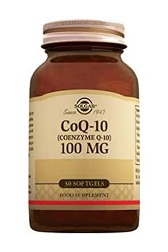 Solgar CoQ-10 100 Milligram