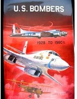 U.S. bombers, 1928 to 1980s