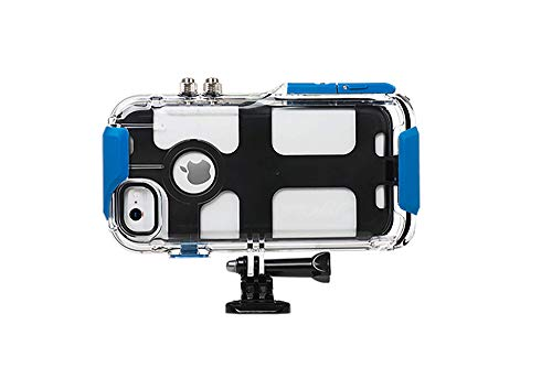 Pro Shot Touch - Funda impermeable compatible con iPhone 8, 7 y 6 / 6s - Compatible con todos los soportes GoPro