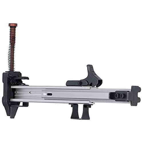 Grapadora manual, pistola de grapas duradera para trabajo pesado con llave hexagonal para fijar tapicería para decoración