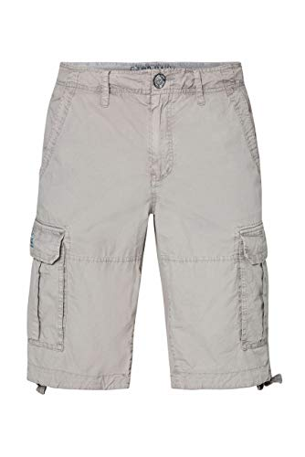 Camp David Herren Cargo Shorts mit Klappentaschen