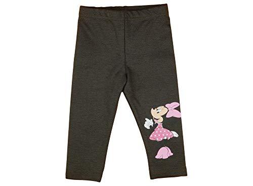 Disney Baby Mädchen Thermo-Leggings mit Minnie Mouse in Gr. 68 74 80 86 92 98 104 110 116 122 Baumwolle warme Hose für 6-12 12-18 1 2 3 4...