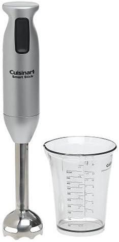 lowest Cuisinart high quality CSB-76BC SmartStick 200-Watt outlet sale Immersion Hand Blender, Brushed Chrome outlet online sale