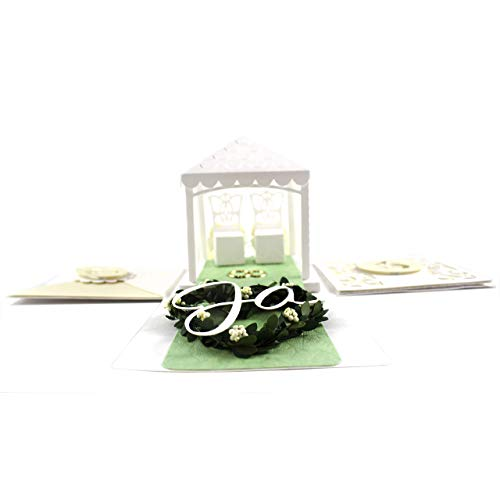 Geldgeschenk zur Hochzeit: Geschenkbox/Explosionsbox