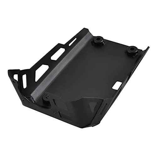 Motorcycle Skid Plate Motorcycle Accessories Expedition Skid Plate Guard Engine Chassis Protective Cover for B-M-W G310GS G310R 2017 2018 (Color : Black)