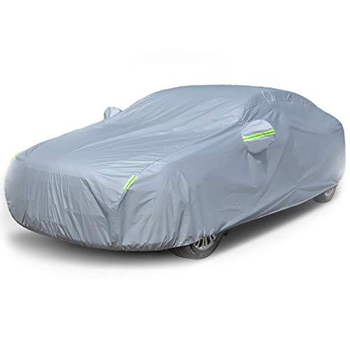 Whitejianpeak Compatible con Fundas de Coche Peugeot 108, Revestimiento Impermeable, Tapa de Coche espesante de Uso General para Uso en Interiores y Exteriores