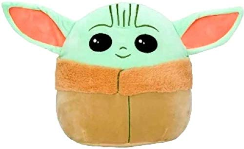 SQUISHMALLOWS Plush Stuffed Toy Baby Yoda The Child 5 Inches