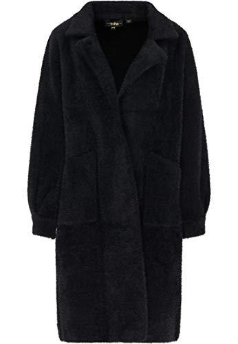 usha BLACK LABEL Mantel Damen 15309999 Schwarz, M/L